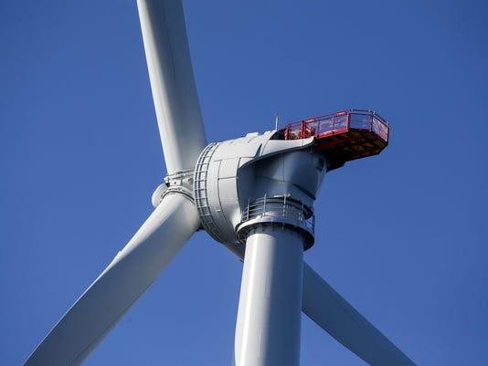 Waters Off Rhode Island Host First Marine-Based Wind Farm In The U.S.