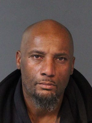 47-year-old Reno resident Jeff Tatum was arrested for allegedly robbing a K-Mart.