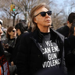 March for Our Lives: Paul McCartney is marching for John Lennon, who died of gun violence