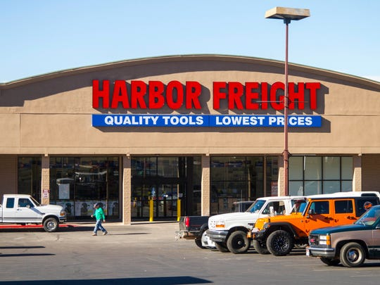 Harbor Freight Tools, located at 606 S Main St. in Cedar City.