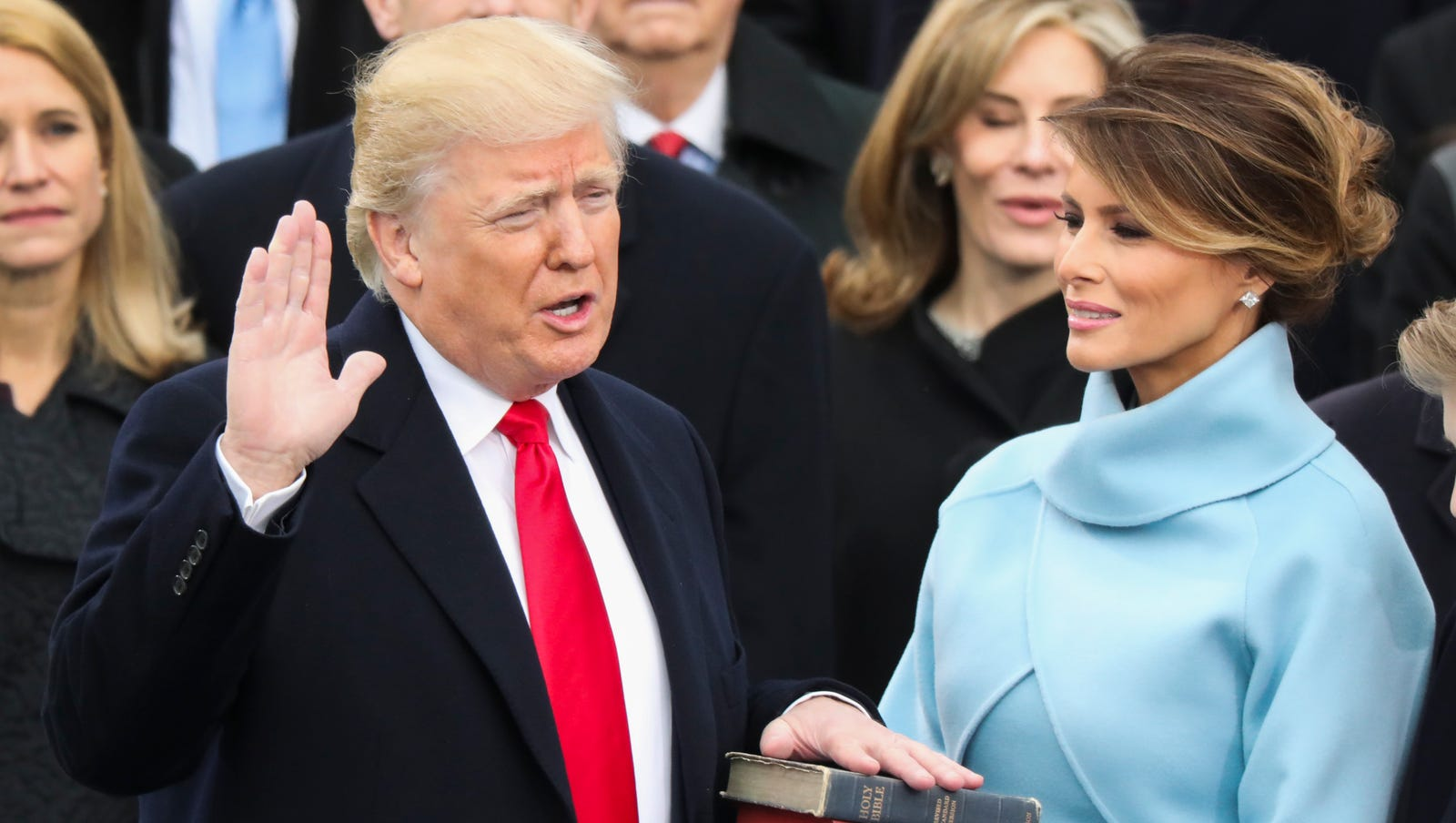 Federal prosecutors in New York subpoena Trump's inaugural committee for documents