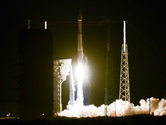 Atlas V SBIRS