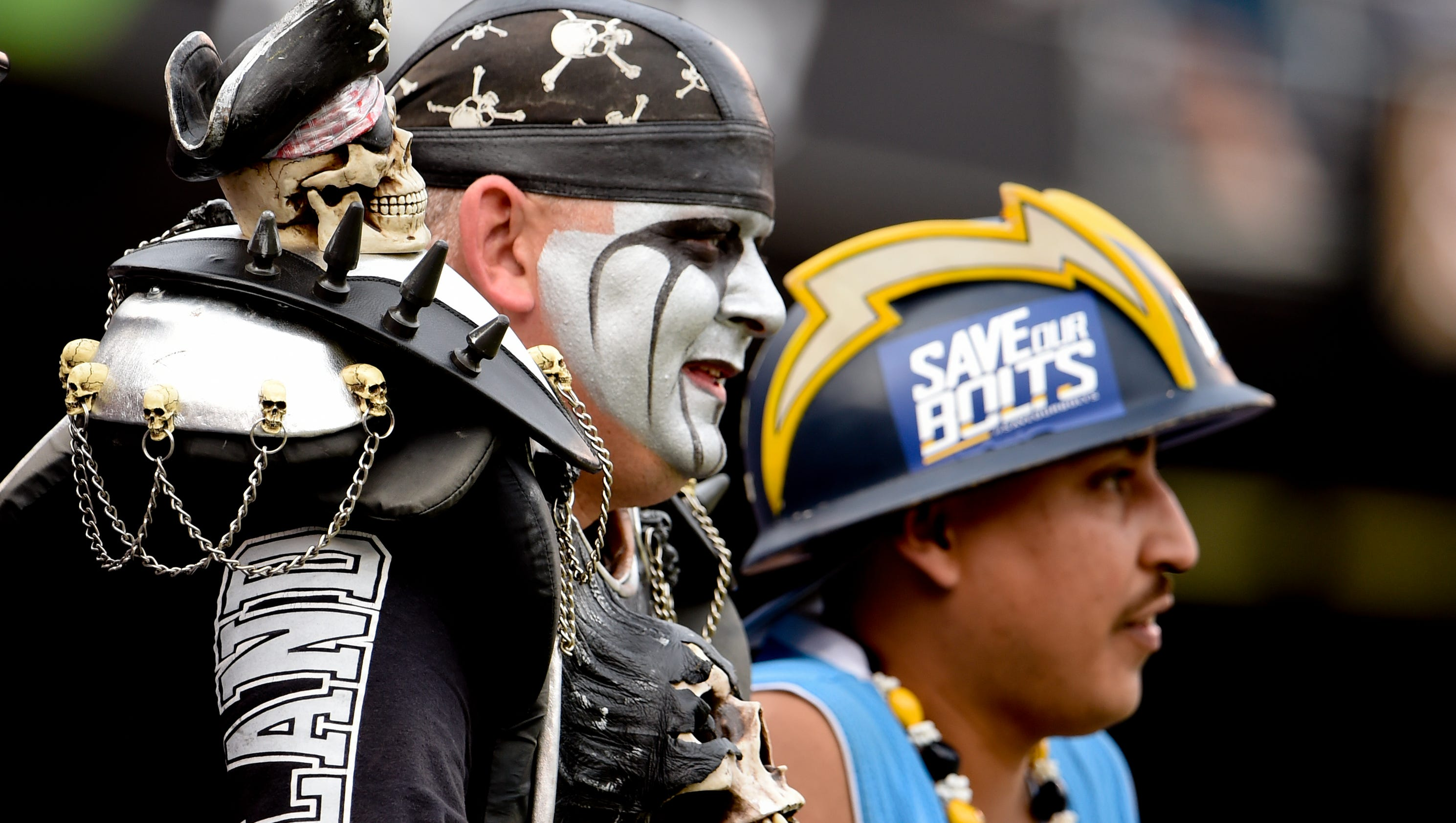 Chargers To San Diego Voters Make Rival Fans Pay For New