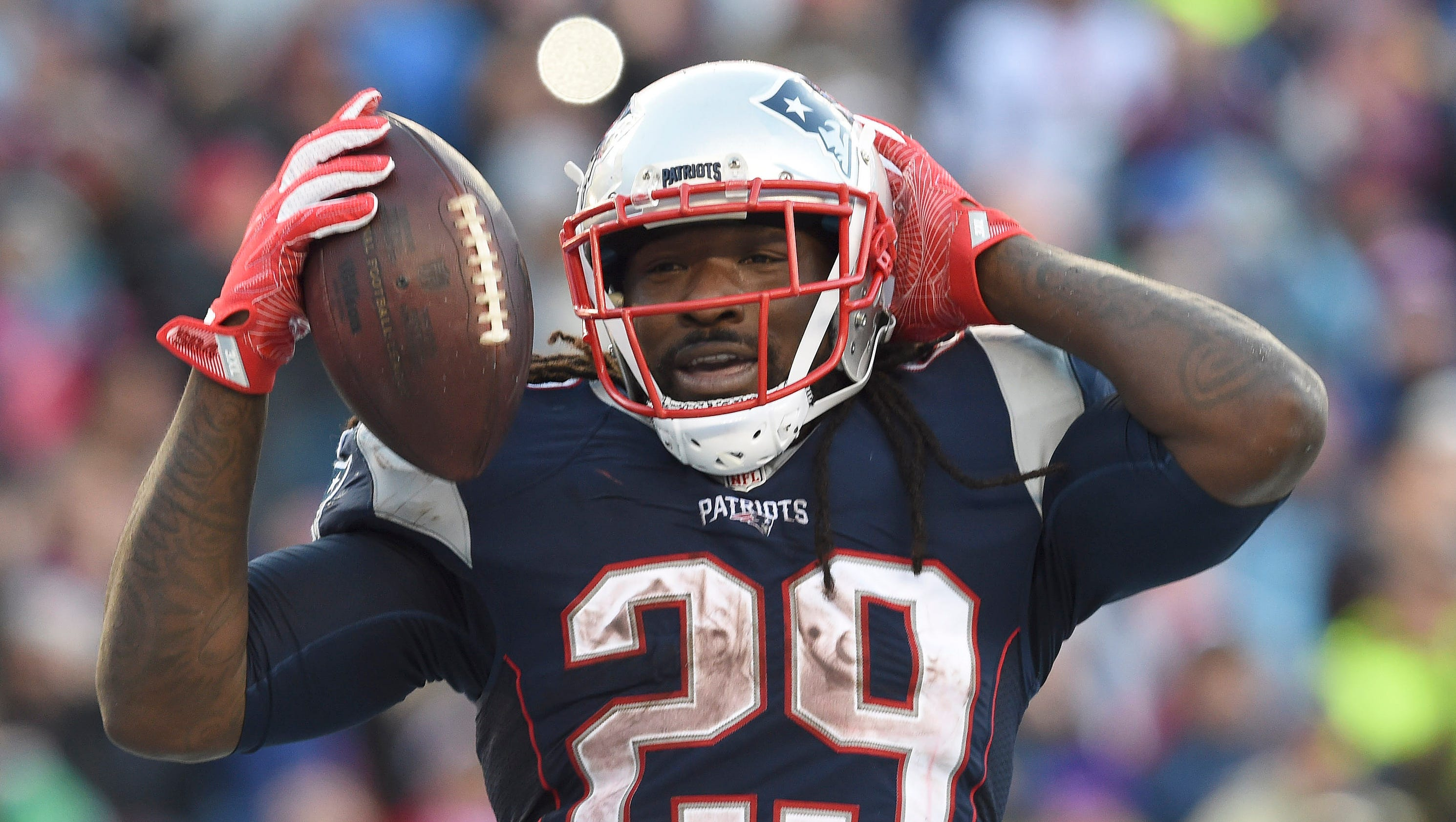 NFL injuries: Patriots LeGarrette Blount missed another practice with illness