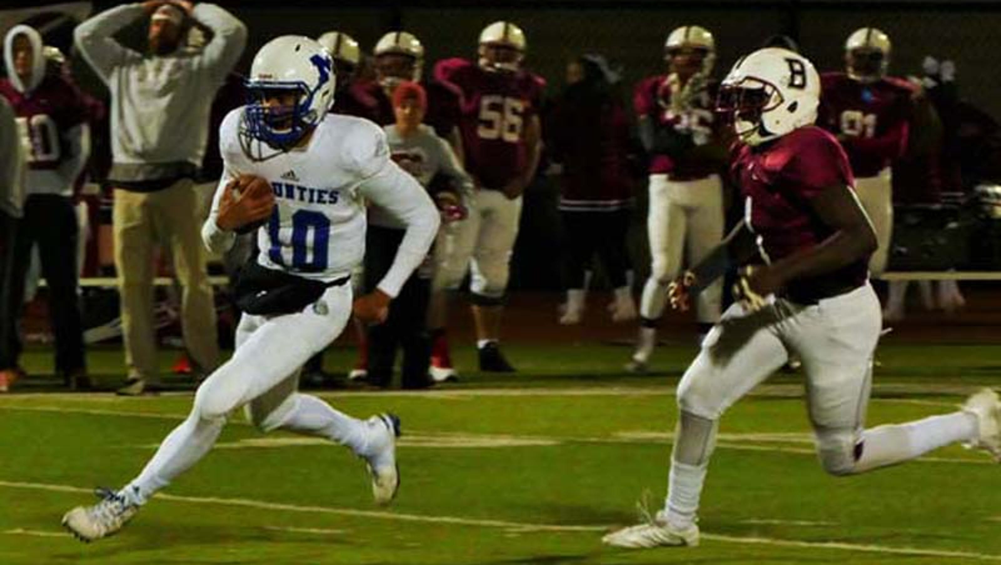Montclair Quarterback Earle Verbally Commits To Bucknell