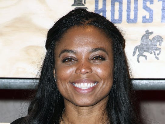 Sports columnist and  commentator Jemele Hill will