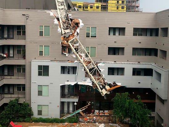 UFC's Macy Chiasson lucky to be alive after deadly crane collapse destroys Dallas apartment
