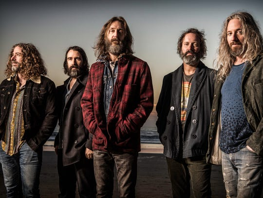 The Chris Robinson Brotherhood.