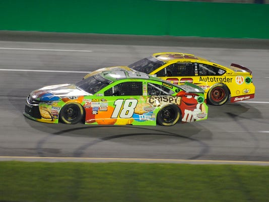 NASCAR: Quaker State 400 Presented by Advance Auto Parts