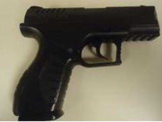 Elymas A. Mason gun