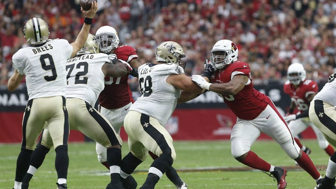 Kent Somers previews and predicts Sunday's Cardinals vs. Saints game.