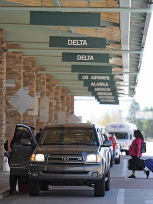 Reno-Tahoe International Airport gave out 660 citations for unattended vehicles in 2014.