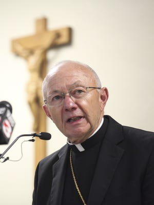 Bishop J. Douglas Deshotel says Catholic politicians must listen to all.