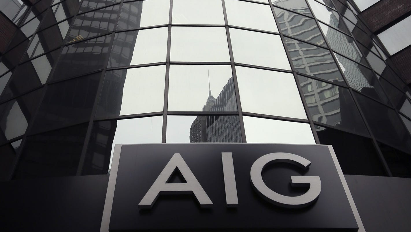 Aig Ceo Peter Hancock Leaving After Huge Loss At Insurance Giant Carl Icahn Signaled Approval