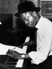 Otis Blackwell is shown in this undated handout from