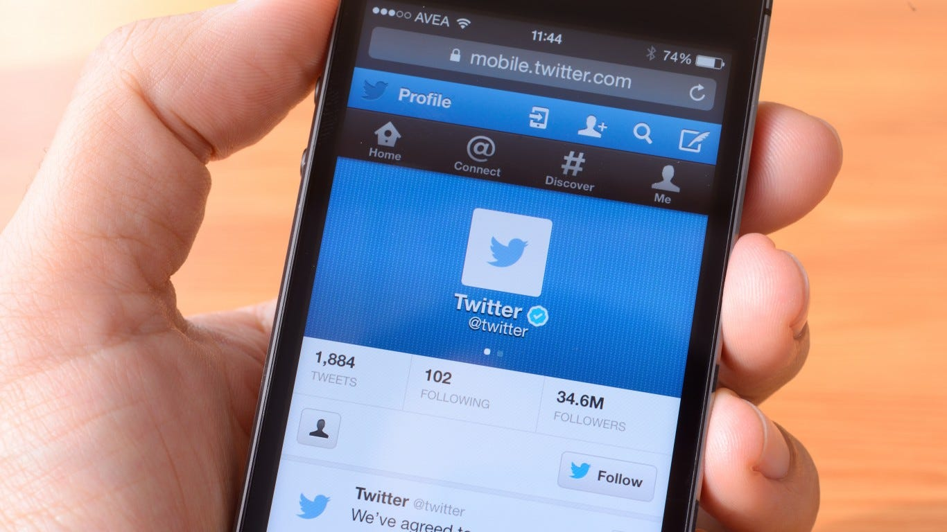 Watch Twitter is removing the like button and it's about time' video