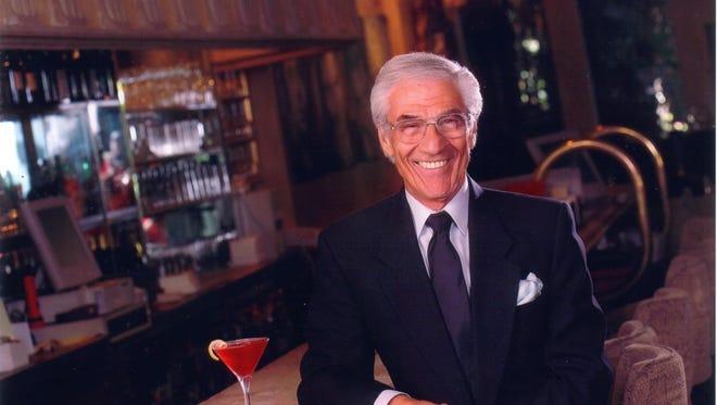 Mel Haber, owner of Melvyn's at Ingleside Inn.