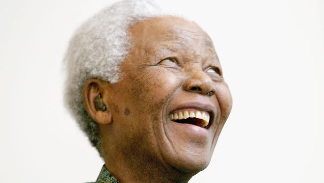 Former South African President Nelson Mandela dided at the age of 95. A