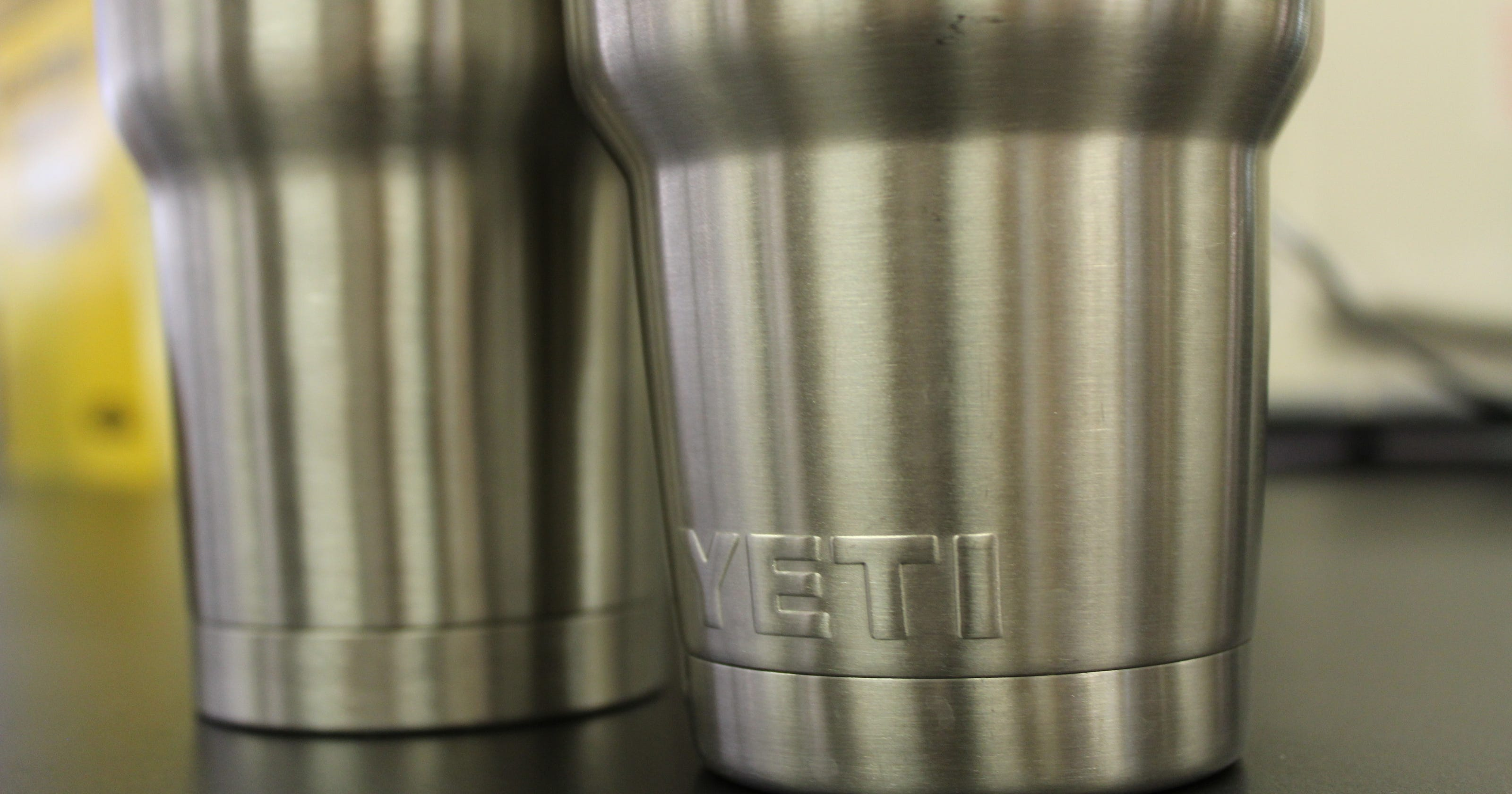 Are you ready for a Yeti? Popular cups make bold promise