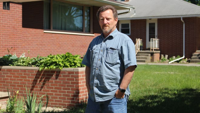This Father's Day marks five years exactly since the day Eric Anderson became a foster - and now adoptive - dad.