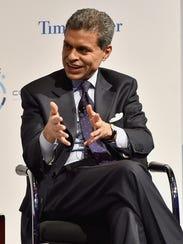 Fareed Zakaria April 2, 2015 in New York City.