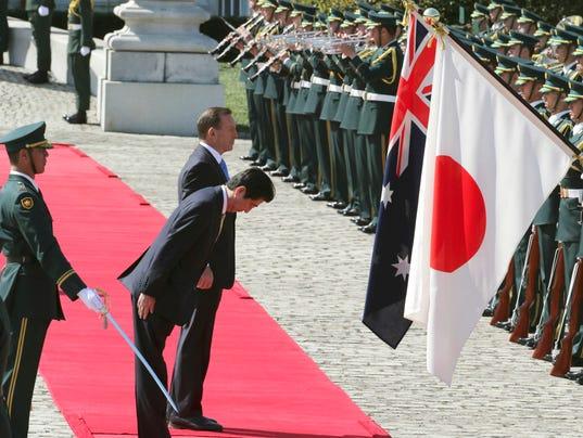 Australia, Japan free trade