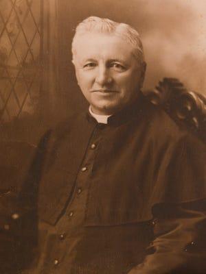 The Rev. William J. Teurlings.
