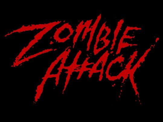 Louisville Zombie Attack logo.
