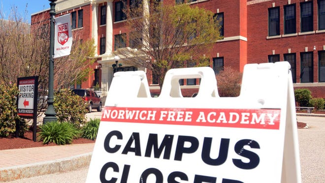Officials expect it will cost about $8.23 million to reopen Norwich schools amid the coronavirus pandemic.