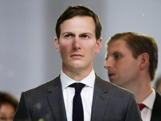 Jared Kushner, Trump son-in-law, cleared to serve as White ...
