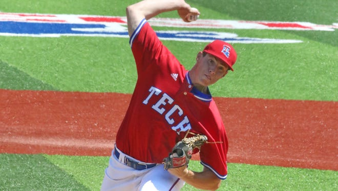 Louisiana Tech reliever Casey Sullivan will be one of five key returning pitchers in 2017.
