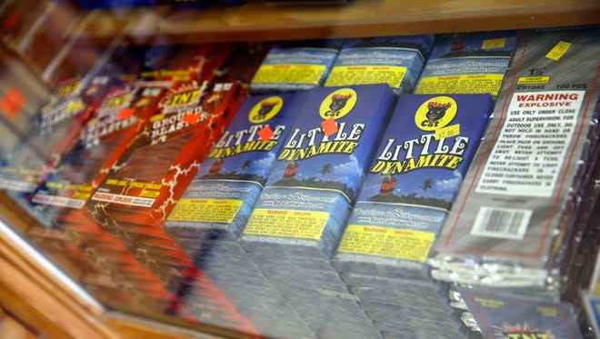 Firecrackers, along with mortar shells, Roman candles and bottle rockets, are among the fireworks that concern residents, according to a recent survey.