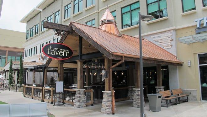 Burntwood Tavern at Mercato in North Naples.