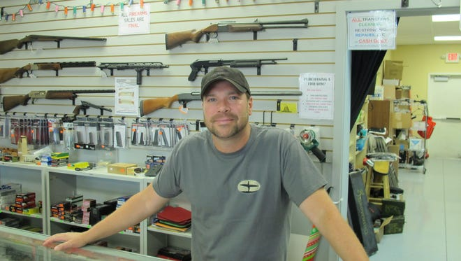 "Chris Sullivan, general manager of Guns & Guitars in Mesquite, said he became ""physically ill"" upon learning that Stephen Paddock, who purchased a gun at his store as recently as Thursday, Sept. 28, had carried out the deadliest mass shooting in modern United States history."
