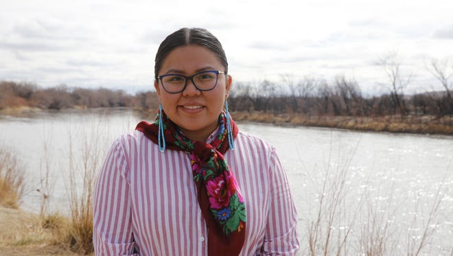 Sunny Nez will use the grant she received from the Dreamstarter program to study heavy metals left in the San Juan and Animas river from the Gold King Mine spill.
