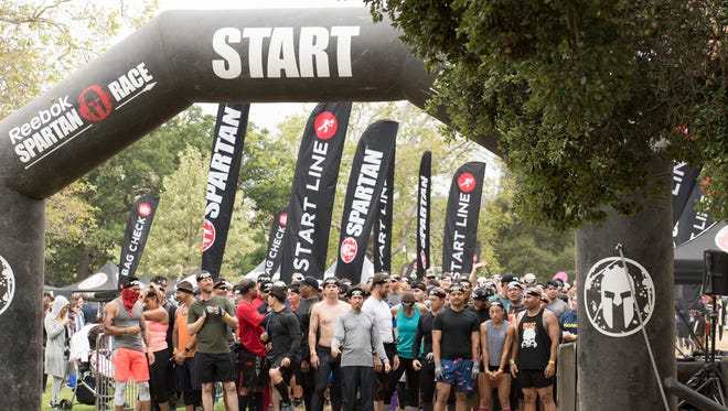 The Reebok Spartan Race is set to return to Toro Park this weekend for the Super, Sprint and Kids races.