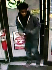 A person of interest identified by the MPD following