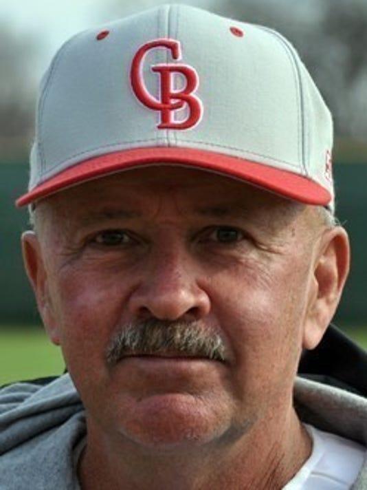 Phil Goodwin, Central baseball