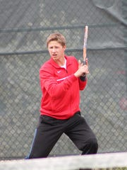 Indian Hill senior Alex Warstler is making his fourth appearance at the state tournament.