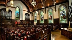 "St. John's Lutheran Church will offer ""Mountain Vespers"" during the Lenten season."