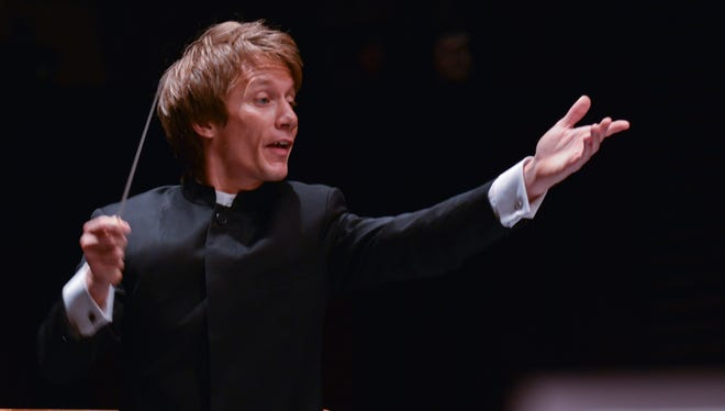 Scott Seaton will conduct the North State Symphony for a special New Year's Eve presentation Saturday.