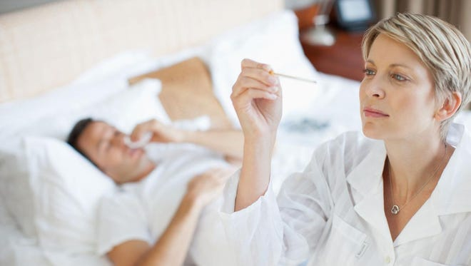 When sickness strikes, many are not prepared for the strain it can have on the relationship.
