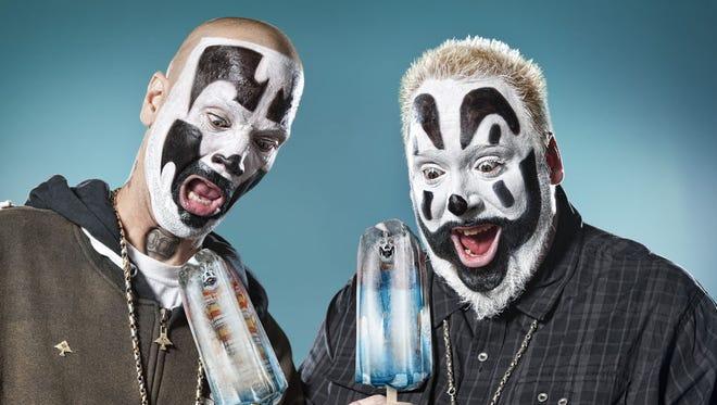 Insane Clown Posse.