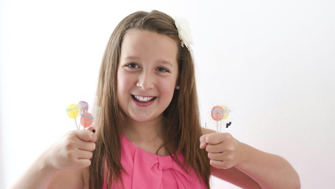 Alina Morse created Zollipops