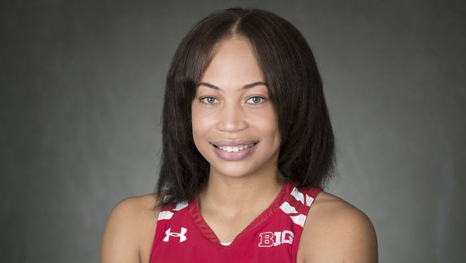 UW's Cayla McMorris scored 22 points and grabbed eight rebounds on Wednesday.
