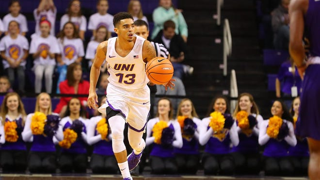 Juwan McCloud is leaving the UNI basketball program and hopes to find a landing spot closer to home.
