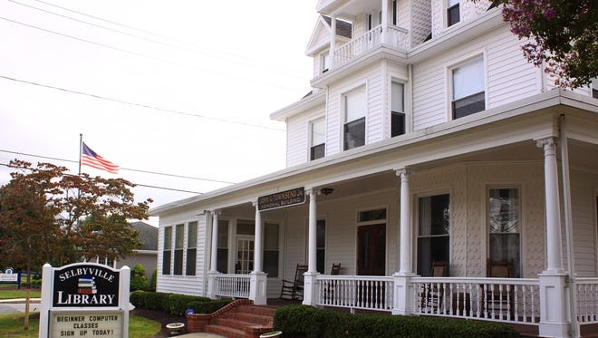 Built in 1906, the Selbyville Library hopes to upgrade and expand to meet the needs of the growing community it serves.