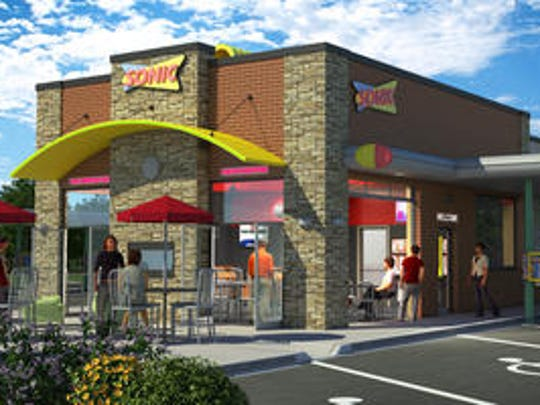 Sonic Drive-In has more than 3,500 stores in 44 states,