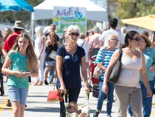 ArtsFest is this weekend at Memorial Park at 300 S.E. Ocean Blvd. in Stuart.