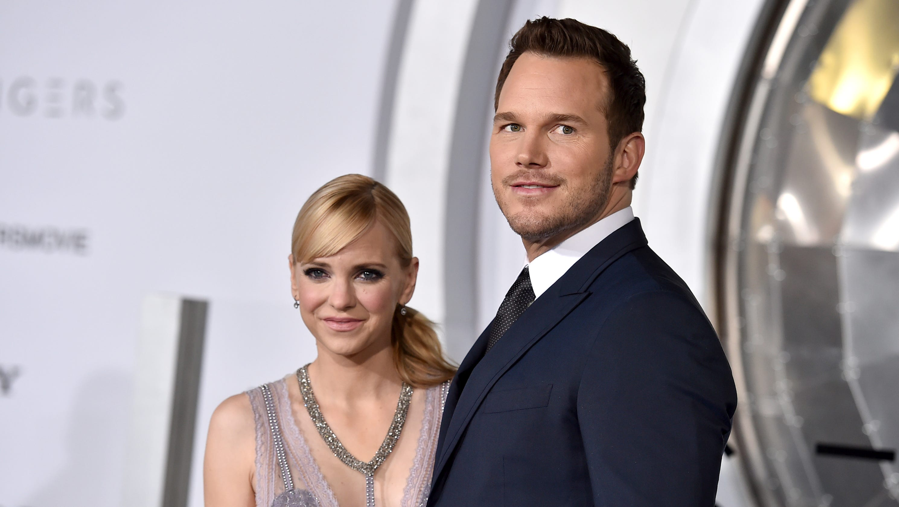 Chris Pratt thanks Jesus Christ in first appearance since split with Anna Faris